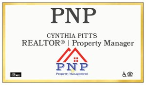 business card - cynthia pitts